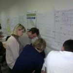 Эффективный наставник на производстве. Тренинг для внутренних тренеров и наставников на производстве. Фото с тренинга