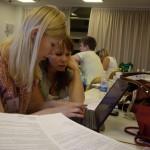 Фотографии с тренинга Деловая e-mail переписка