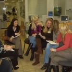 Интервью по компетенциям. Фото с тренинга