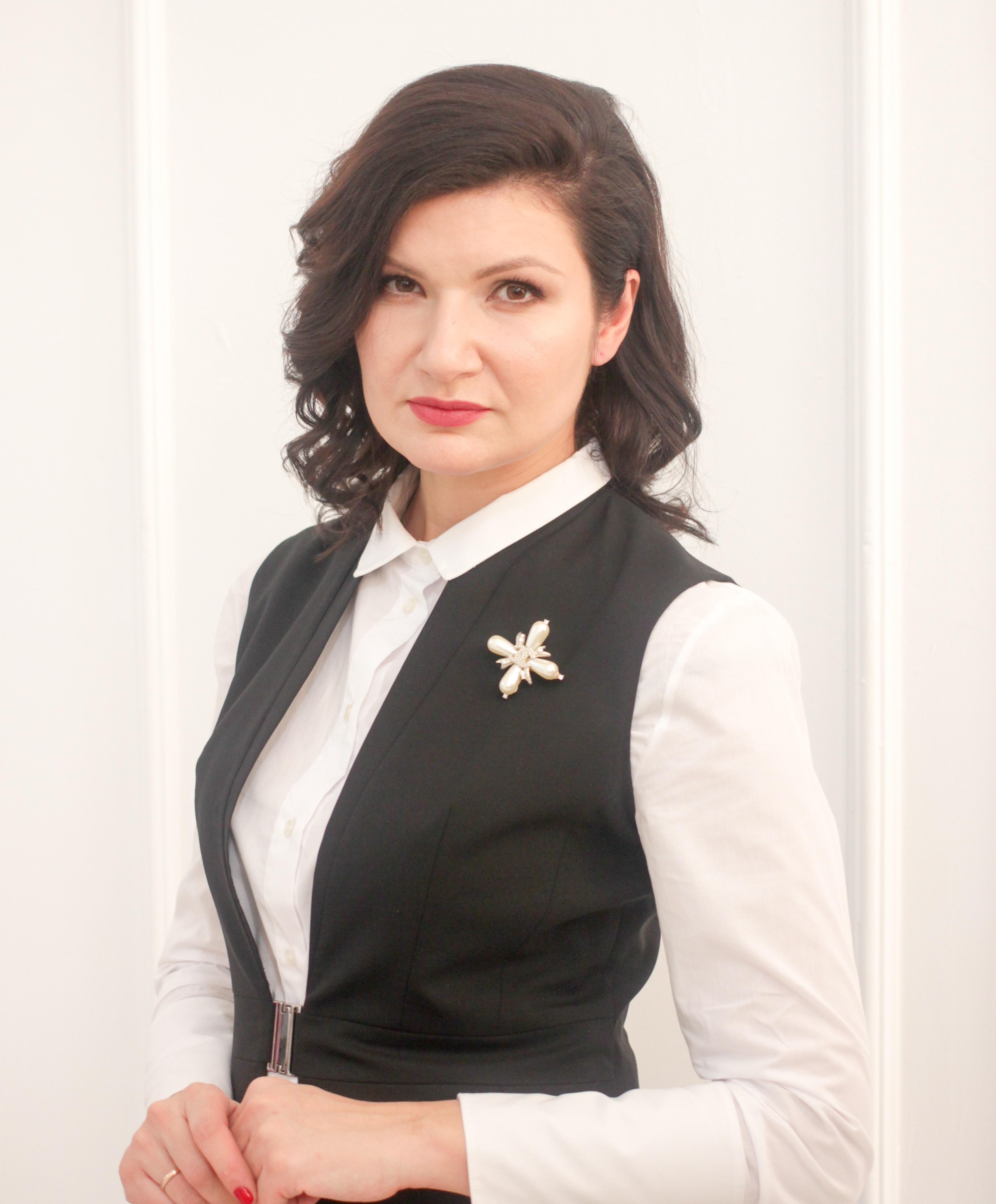 Жанна Дмитриева. Бизнес-тренер