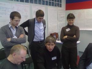 Формирование команды. Тренинг. Фото