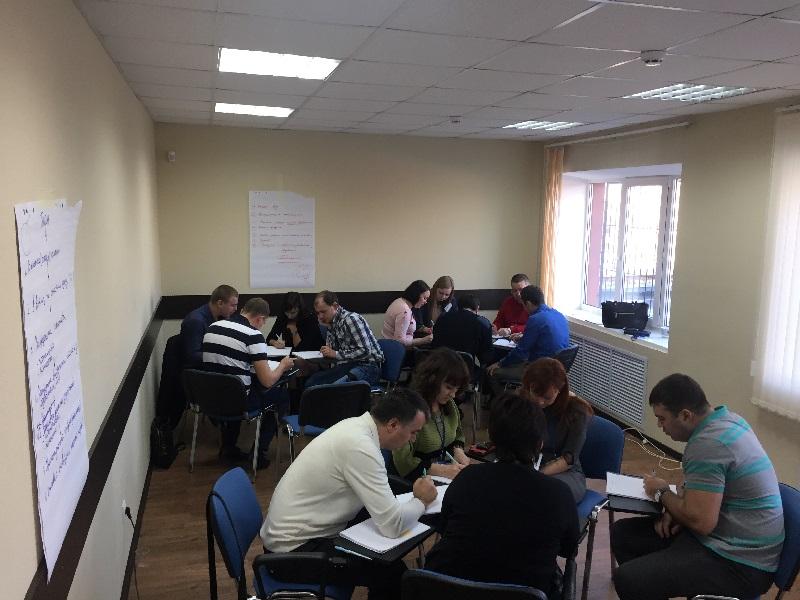 Тренинг в Ростове