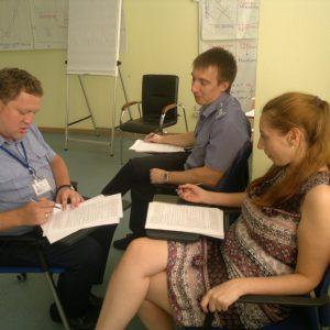 Постановка задач и делегирование полномочий - тренинг