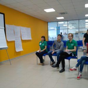 Тренинг для внутренних тренеров