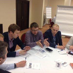 Стратегическая сессия для руководителей