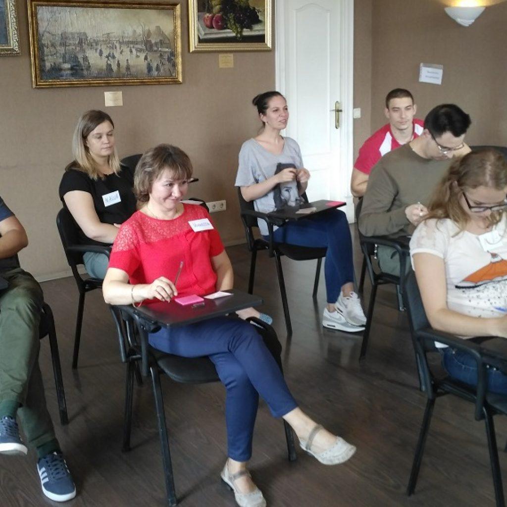 Тренинг для руководителей в спб