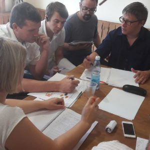 Управление проектами тренинг