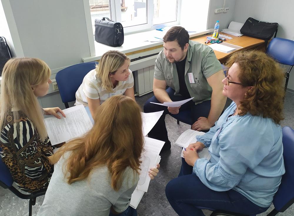 Тренинг коммуникативной компетентности для руководителей