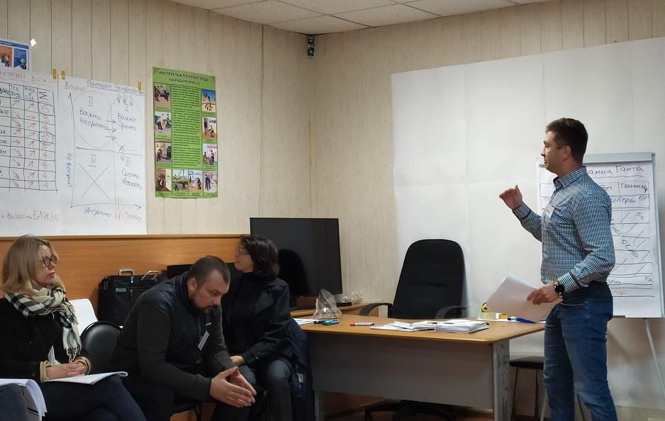 Управление исполнением - тренинг для руководителей6